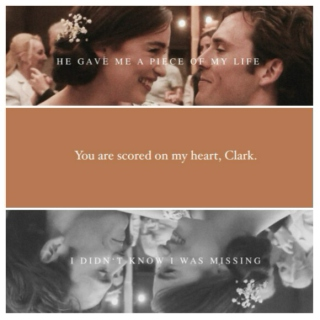 You are scored on my heart,Clark