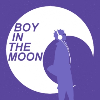 boy in the moon