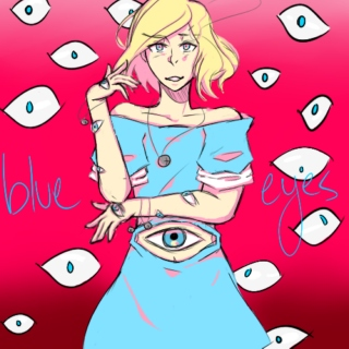 LUCILLE:: blue eyes [OC playlist]