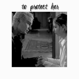 to protect her.