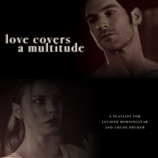 love covers a multitude