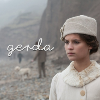 my dearest, gerda