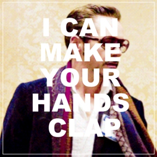 I CAN MAKE YOUR HANDS CLAP