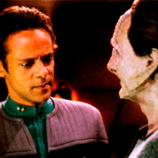 Wasn't meant to be (a garak/bashir mix)