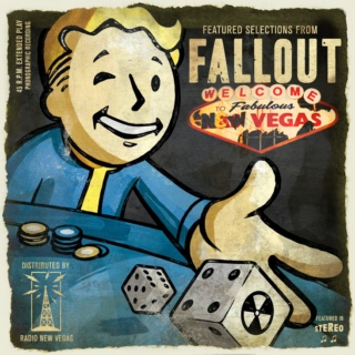 Fallout: New Vegas: Radio Music