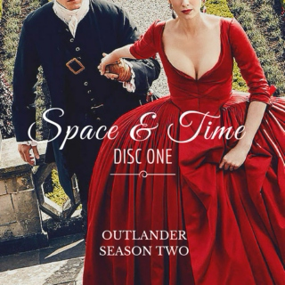 "Outlander S2 - ""Space & Time"" [DISC 1]"