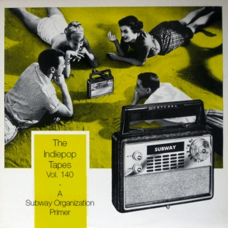 The Indiepop Tapes, Vol. 140: A Subway Organization Primer