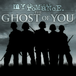 The Ghost Of You {fanfic frerard}