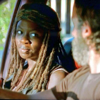 Rick and Michonne's Random Pre-ZA Mix