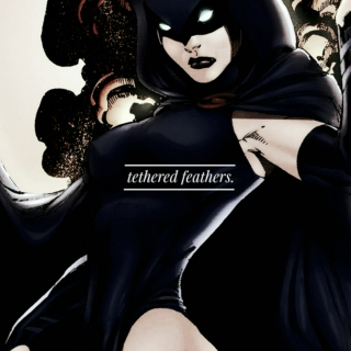 tethered feathers // raven 'rachel' roth: fanmix.