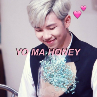 yo ma honey ♥