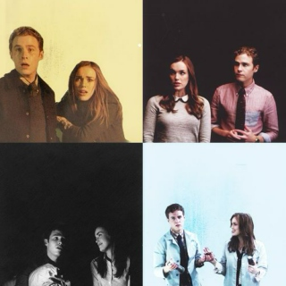 White Blood ➸ Fitzsimmons+