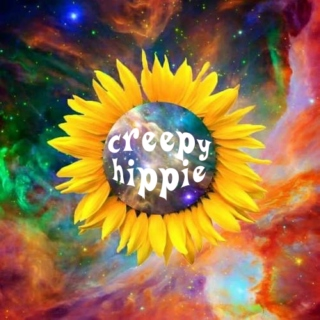 creepy hippie