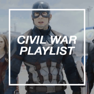 DOING THE RIGHT THING (captain america: civil war playlist)