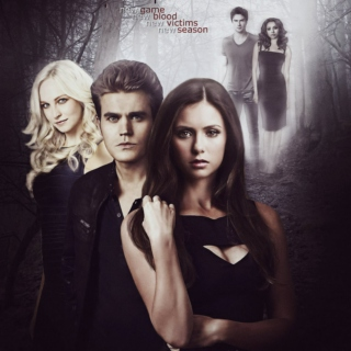 The Vampire Diaries vol.2