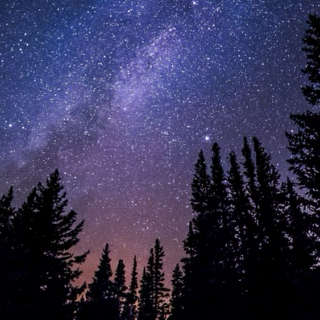 In your arms under the stars