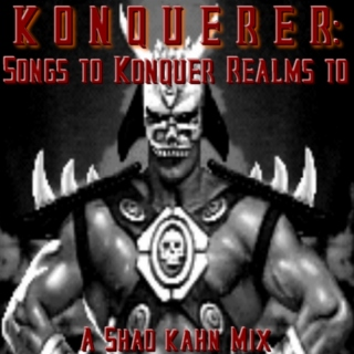 KONQUERER: Songs to Konquer Realms To