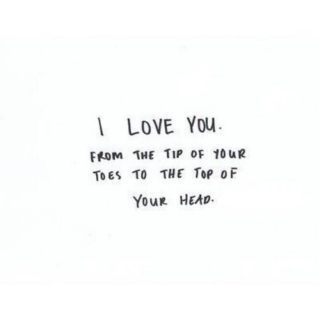 I'm forever yours, my love.