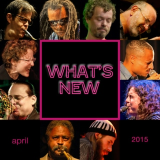 What's New: April 2015