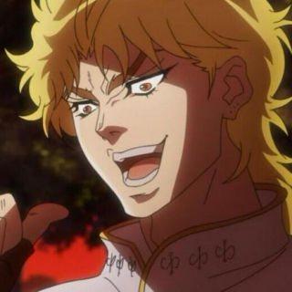 You expected a good playlist, but it was me, Dio!