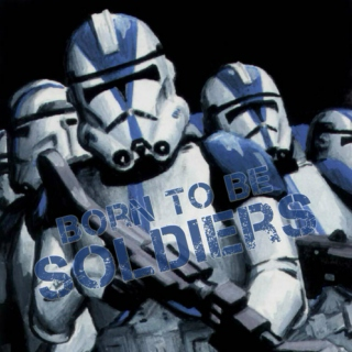Born To Be Soldiers