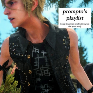 prompto's playlist