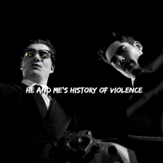 he and me's history of violence