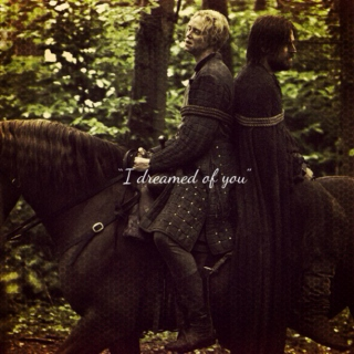 Ser Jaime and Lady Brienne