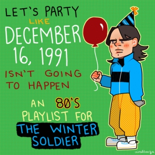 Let's Party Like December 16, 1991 Isn't Going To Happen