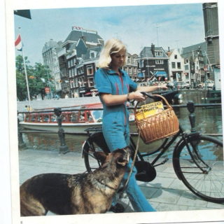 70s & 80s TV Themes For A Bike Ride Along A Sunny City Waterfront
