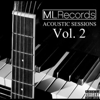 ACOUSTIC SESSIONS Vol. 2 (Explicit)