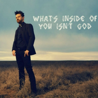 What's Inside of You isn't God
