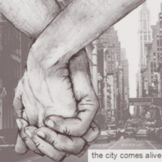 The City Comes Alive (When We're Together)