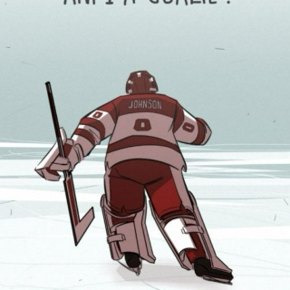 Why Yes, I Have Been Reading Webcomics About Hockey
