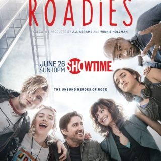 Showtime's Roadies Soundtrack