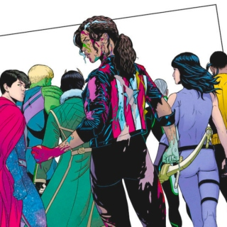 Who The #$@% Are The Young Avengers