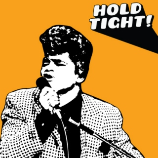 HOLD TIGHT! VOL. 8
