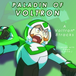 Paladin of Voltron