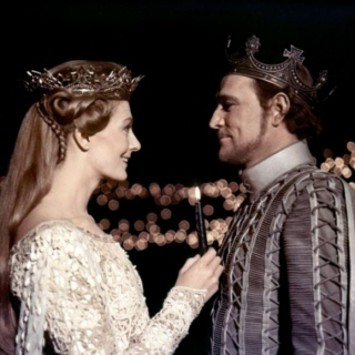 Where Reign No Finer King and Queen