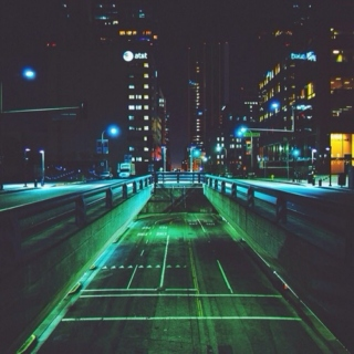 Songs for wandering about a big city at night