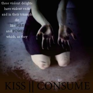 KISS || CONSUME