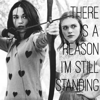 there is a reason i'm still standing;