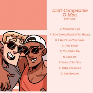 Drift-Compatible D-Men