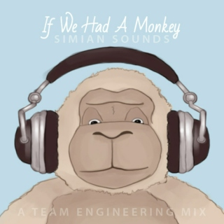 If We Had A Monkey: Simian Sounds