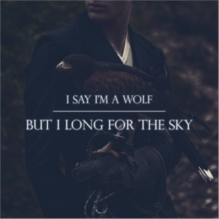 I Say I'm A Wolf / But I Long For The Sky