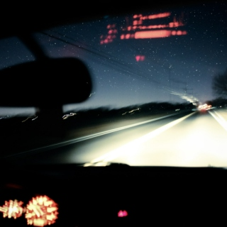 midnight raptures on the interstate