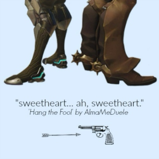 """sweetheart... ah, sweetheart"""