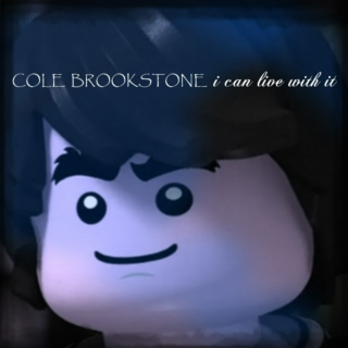 Cole Brookstone's I Can Live With It
