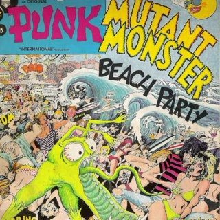 Mutant Monster Beach Party