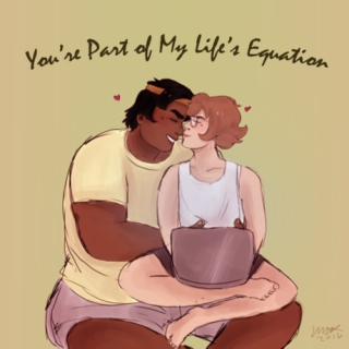 You're Part of My Life's Equation
